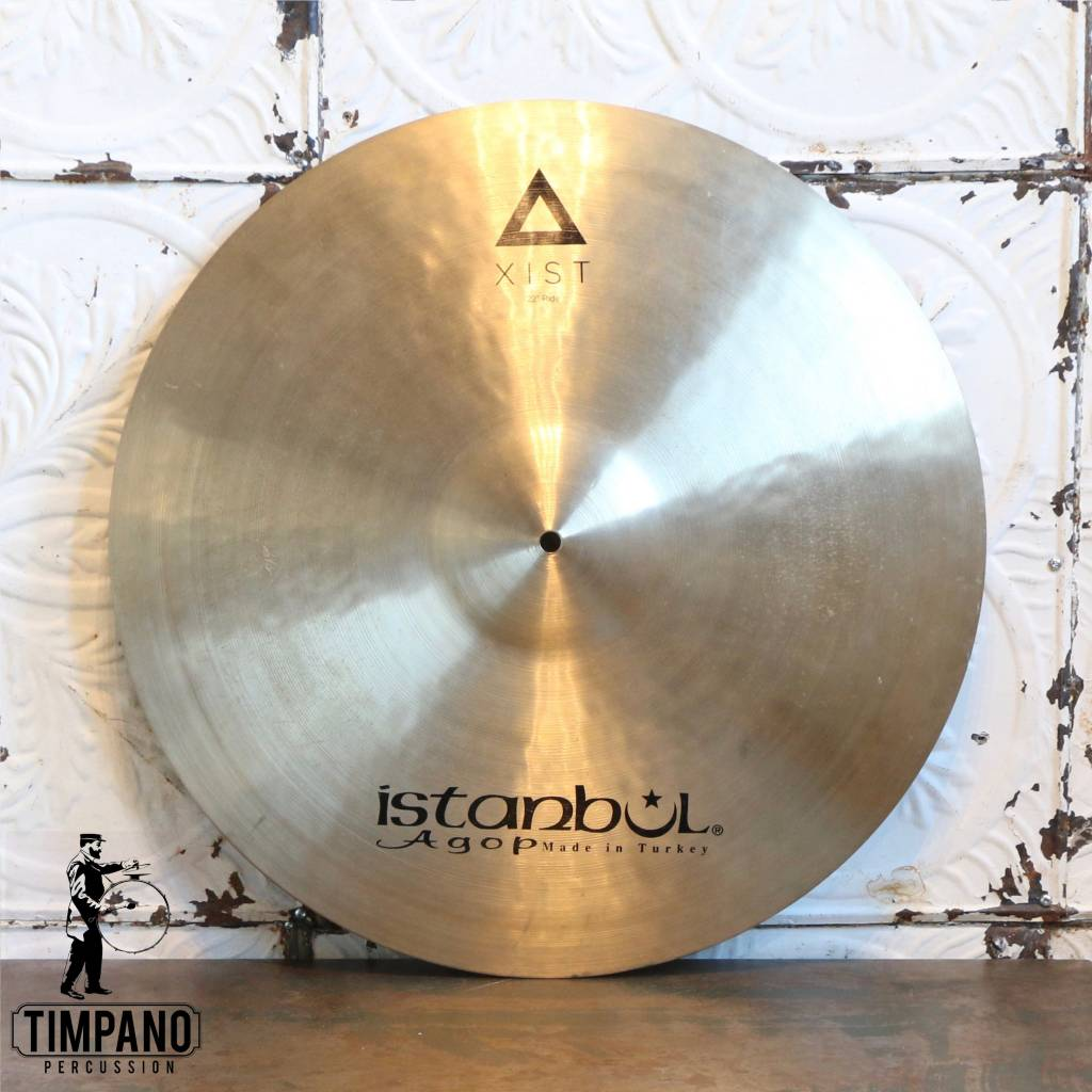Istanbul Agop Used Istanbul Agop Xist Ride Cymbal 22in
