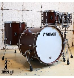 Sonor Sonor Prolite Nussbaum Drum Kit 22-10-12-16in