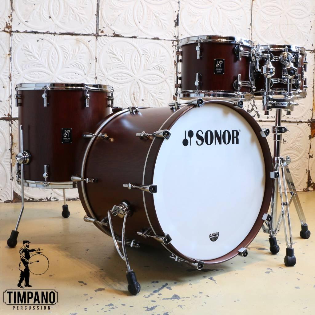 Sonor Sonor Prolite Drum Kit 22-10-12-16in - Nussbaum