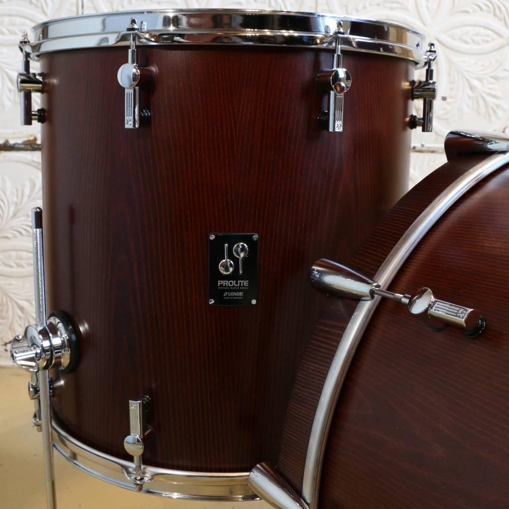 Sonor Sonor Prolite Nussbaum Drum Kit 22-10-12-16in