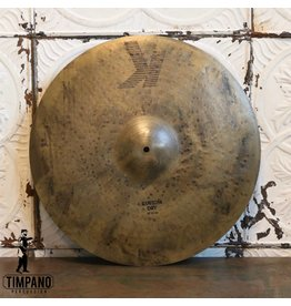 Zildjian Used Zildjian K Custom Dry Ride Cymbal 20in