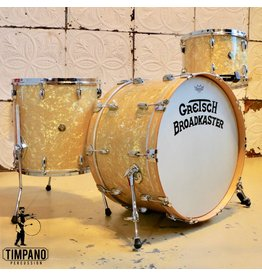 Gretsch Used Gretsch Broadkaster Drum Kit 24-13-16in