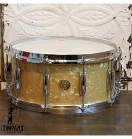Gretsch Caisse claire usagée Gretsch Broadkaster 14X6.5po