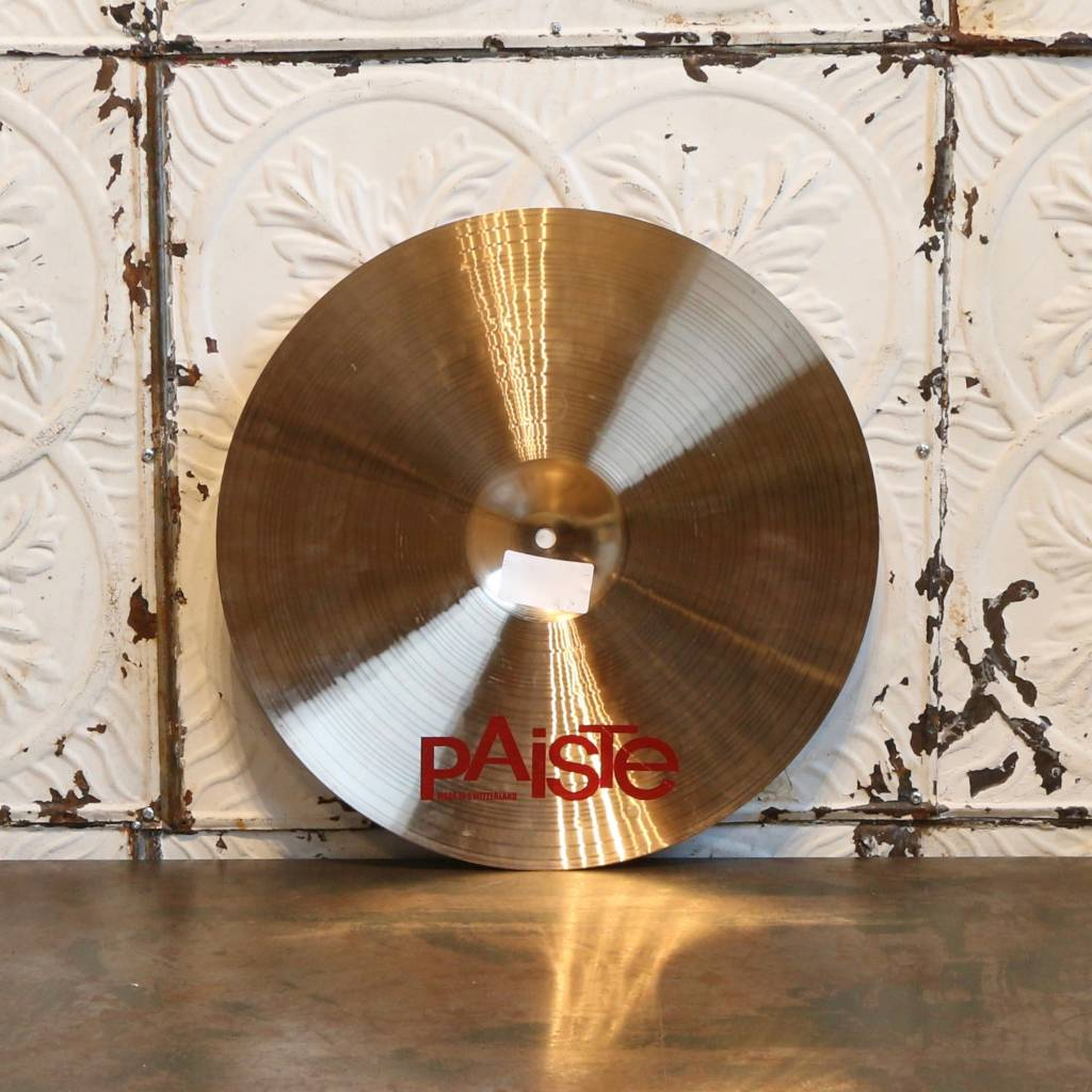 Paiste Used Paiste PST7 Thin Crash 16in