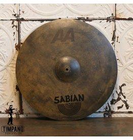 Sabian Cymbale ride usagée Sabian AA Raw 20po