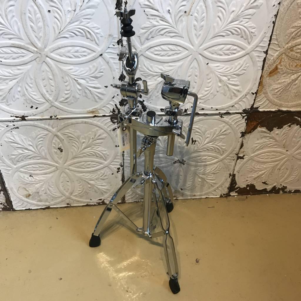 Mapex Pied double usagé Mapex pour tom et cymbale