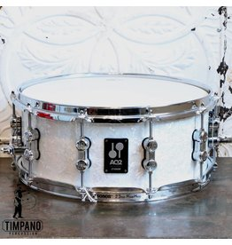 Sonor AQ2 White Pearl Snare Drum 14X6in