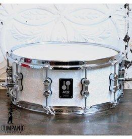 Sonor Caisse claire Sonor AQ2 White Pearl 14X6po