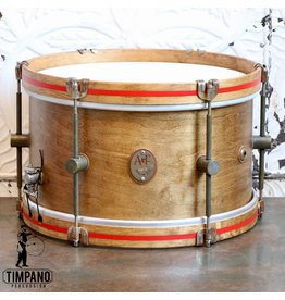 A&F Drum Co Caisse claire A&F Field Whiskey Maple 14X8po