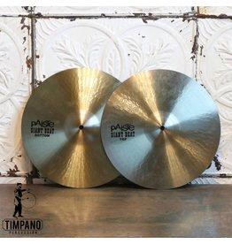 Paiste Cymbales hi hat Paiste Giant Beat 14po