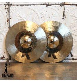 Zildjian Zildjian K Custom Hybrid Hi-hat Cymbals 14-1/4in