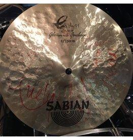Sabian Cymbale usagée Sabian Glennie's Garbage 12po