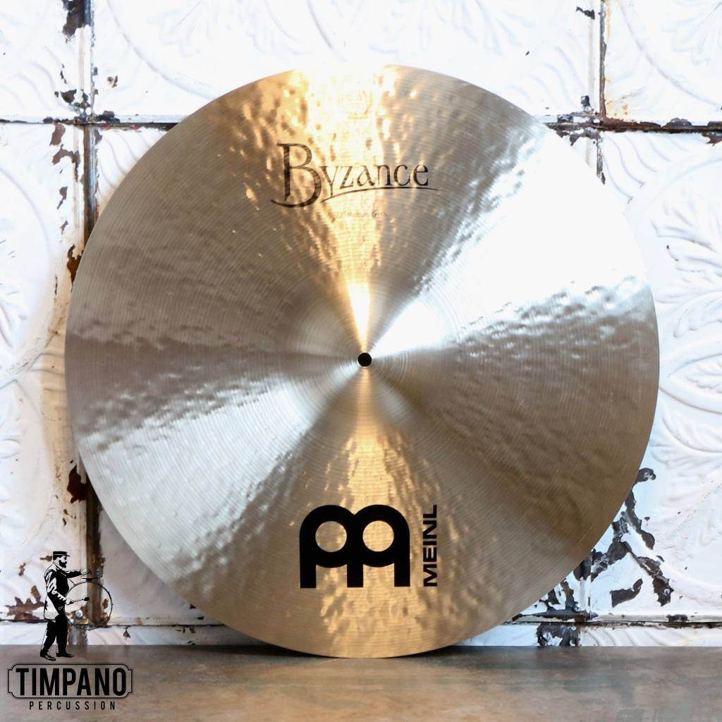 Meinl Cymbale crasMeinl Byzance Traditional Medium Crash 22inh Meinl Byzance Traditional Medium 22po