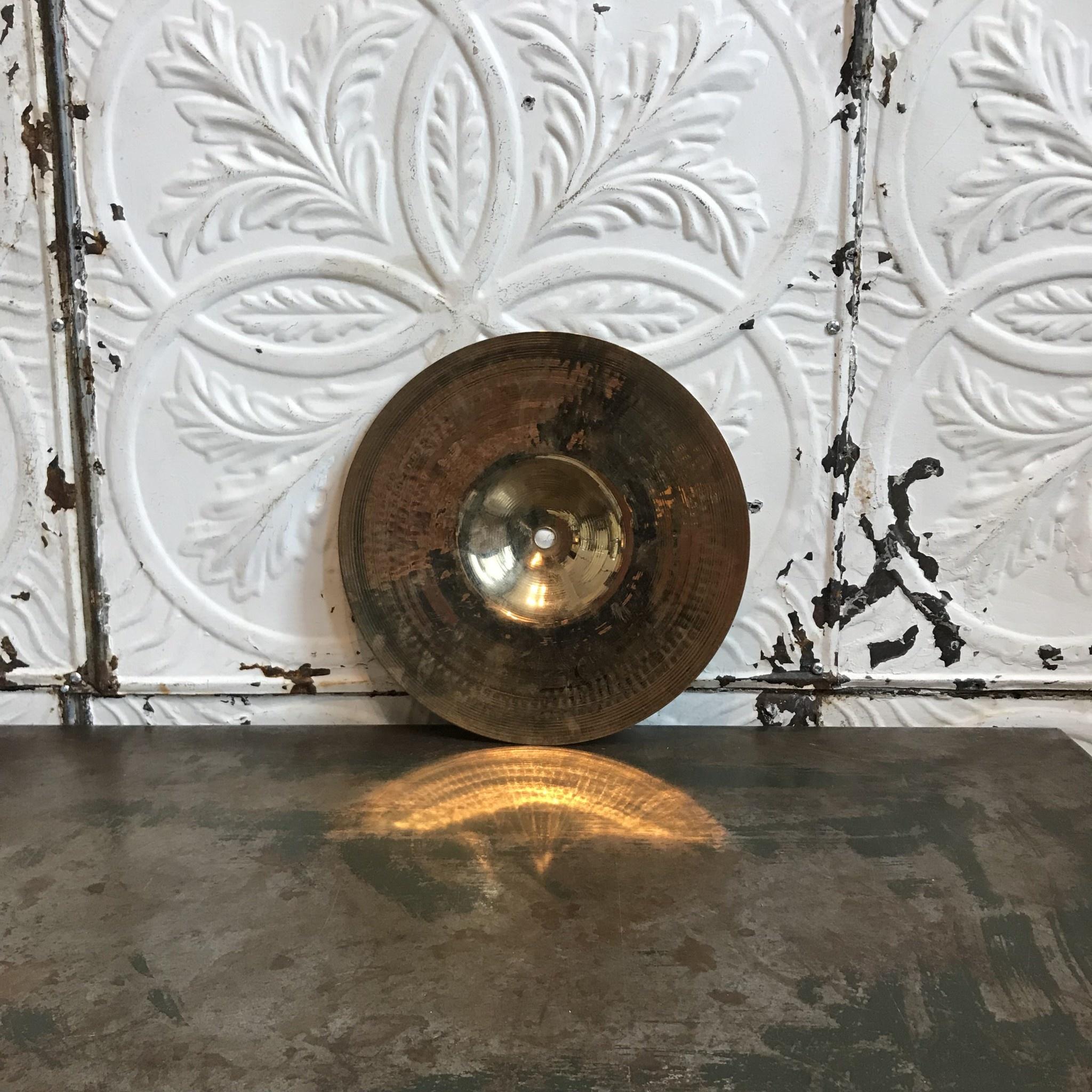 Zildjian Cymbale usagée Splash Zildjian A Custom 10po