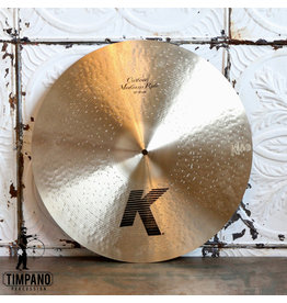Zildjian Zildjian K Custom Medium Ride Cymbal 20in