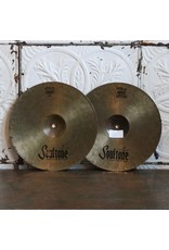 Used Soultone Extreme Hi-hat Cymbals 14in