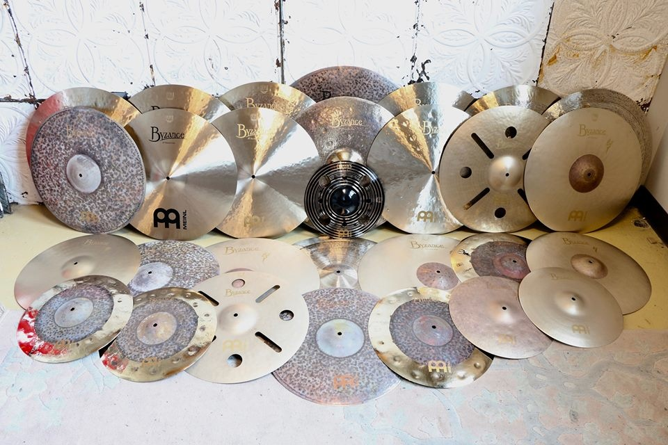 Meinl Cymbals and Meinl Sonic Energy