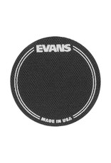Evans EVANS Nylon Bass Drum Head Patch black (x2)