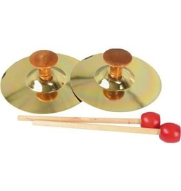 Hohner Hohner 5in cymbal pair wih mallet