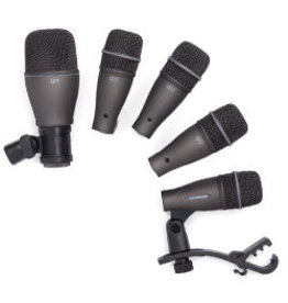 Samson Samson 5-piece Drum Mic Kit