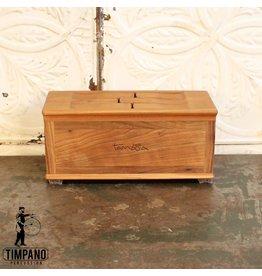 Tamboa Tamboa en cerisier et noyer (différentes tonalités disponibles)