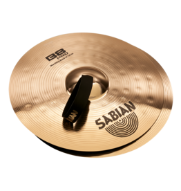 Sabian Cymbales frappées Sabian B8 Pro Marching Band B8 14po