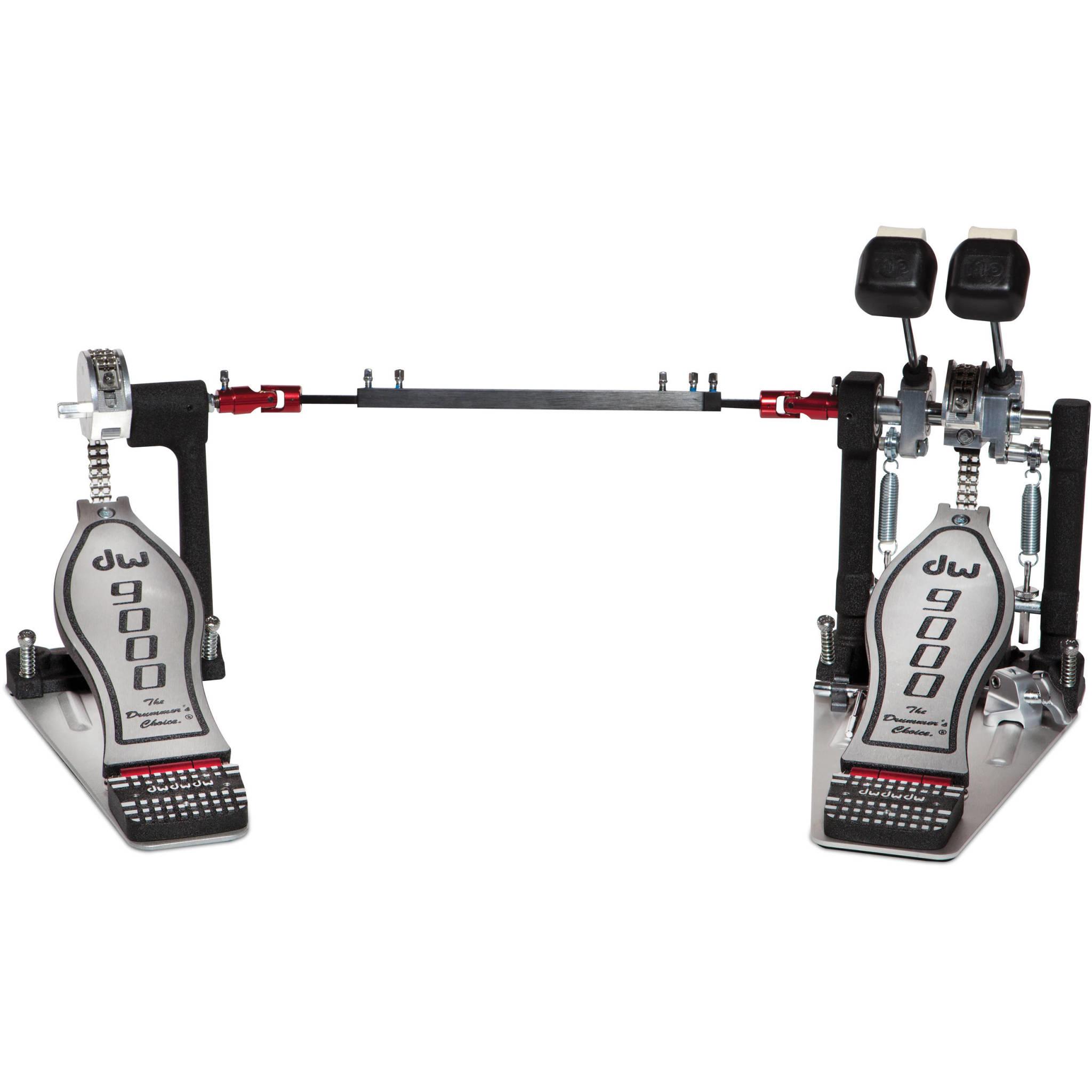 DW DW double-bass pedal 9002