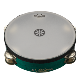 Remo Remo Valencia Lotus Tambourine 10in