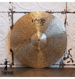 Paiste Copy of Cymbale ride Paiste Masters Dark Dry 20po