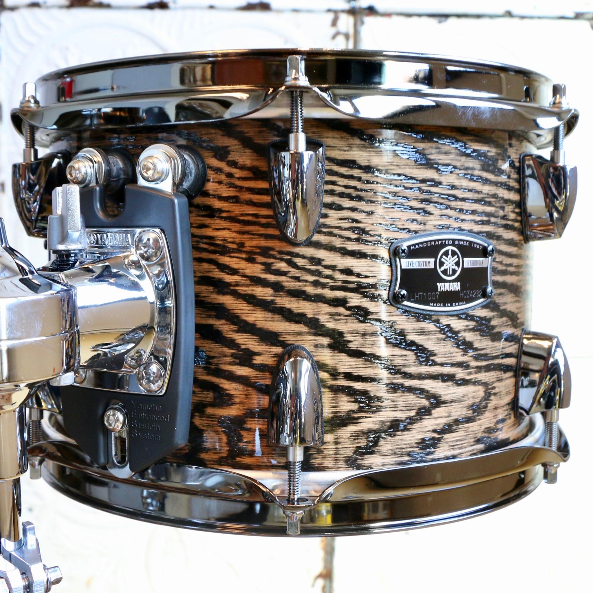 Yamaha Yamaha Live Custom Hybrid Oak Uzu Natural Drum Kit 20-10-12-14in