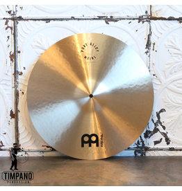 Meinl Cymbale crash Meinl Pure Alloy Medium 18po