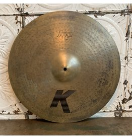 Zildjian Used Ride Cymbal Zildjian K Custom Dry 20in