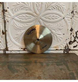 Cymbale splash usagée Wuhan 8po