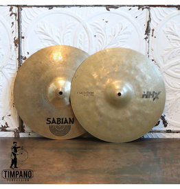 Sabian Used Sabian HHX Evolution Hi-hat Cymbals 14in