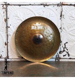 Paiste Cymbale chinoise Paiste Rude Wild 16po