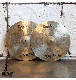 Istanbul Agop Cymbales hi-hat Istanbul Agop Lenny White Epoch 14po