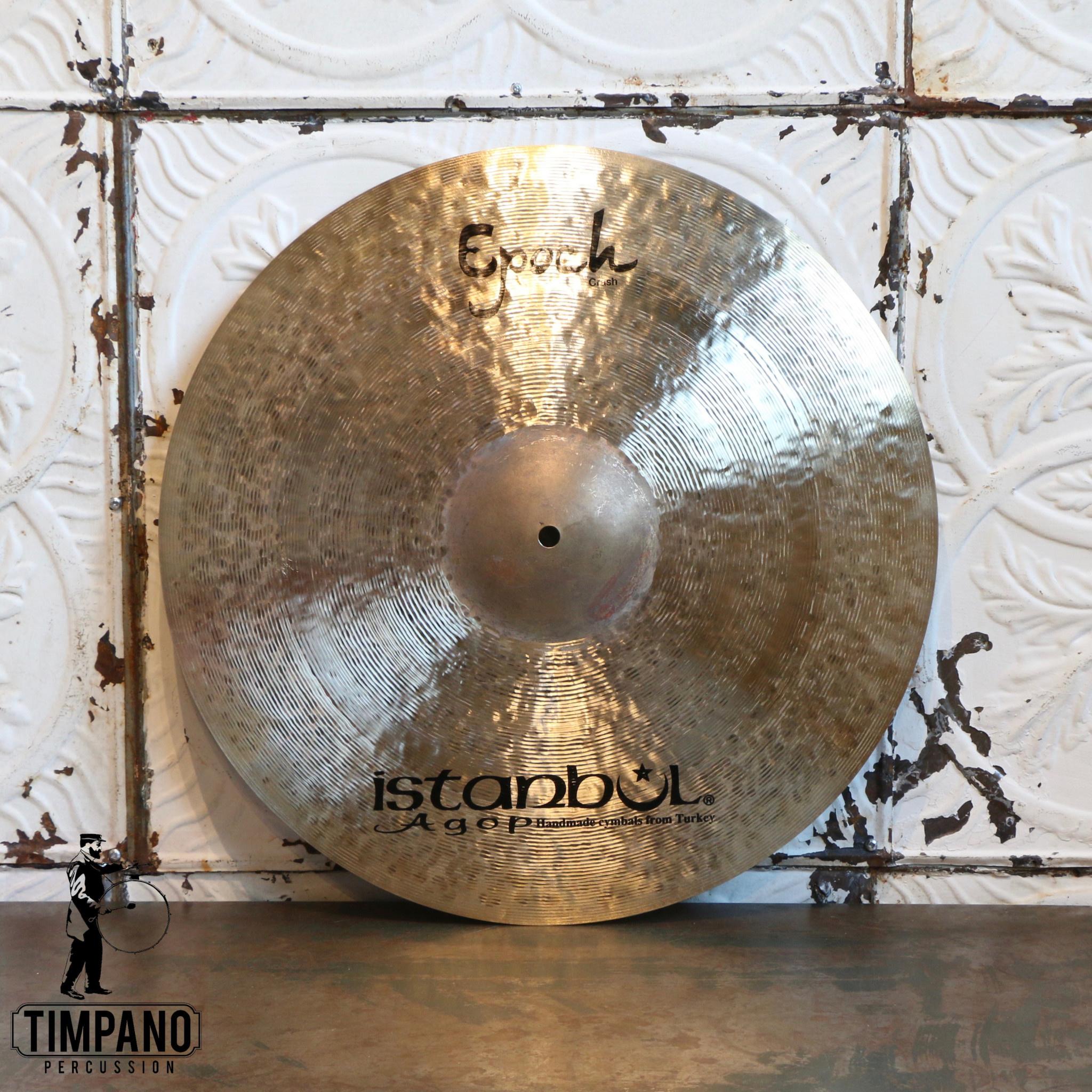 Istanbul Agop Cymbale crash Istanbul Agop Lenny White Epoch 19po