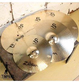 Zildjian Ensemble de cymbales Zildjian S Rock 14HH-18C-20C-22R