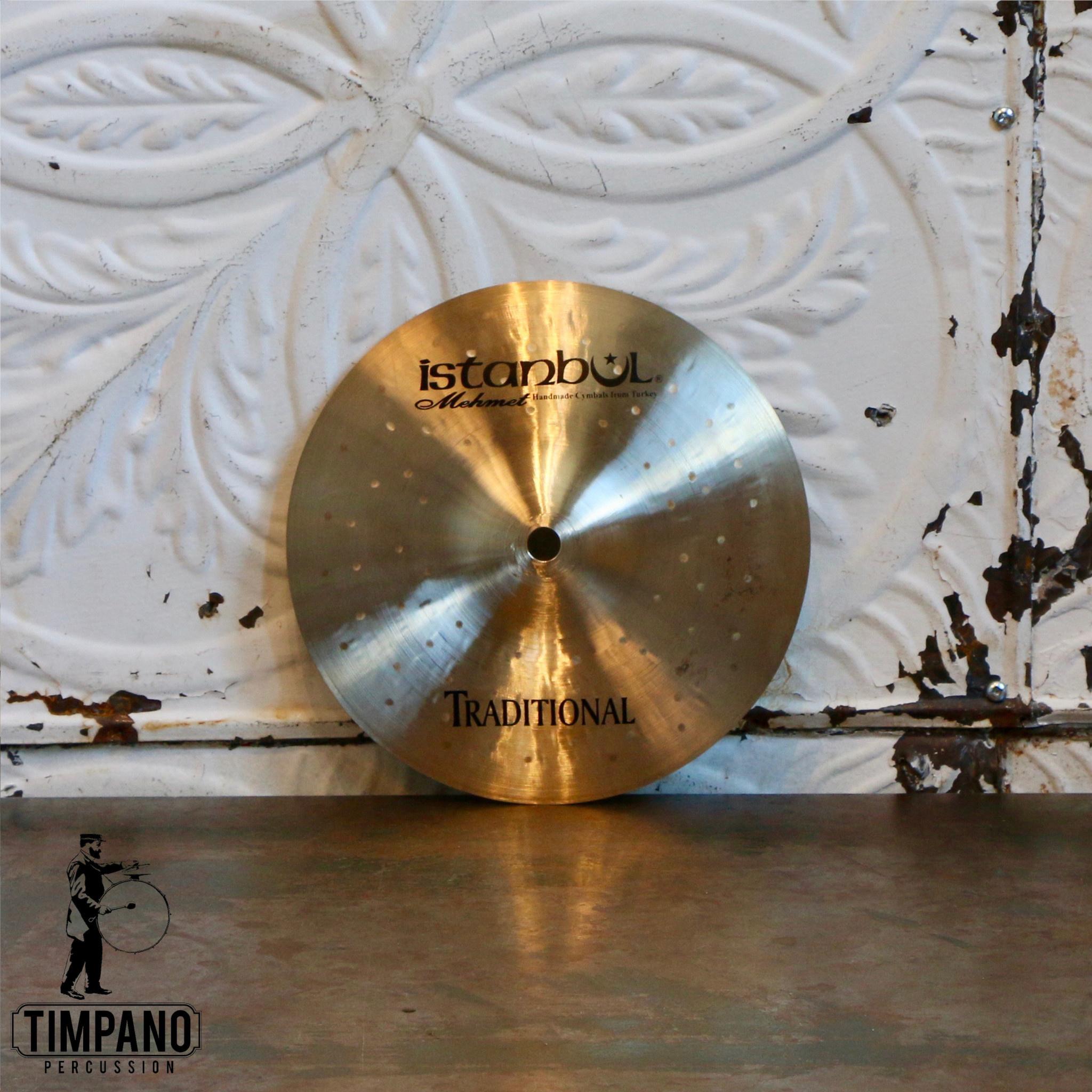 Istanbul Mehmet Istanbul Mehmet Traditional Splash Cymbal 8in