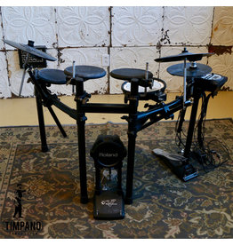 Used Roland V-Drum TD11 Electronic Drum Kit