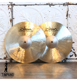 "Zildjian Zildjian 14"" hi hat K Cluster Top/K Sweet Bottom Prototype"