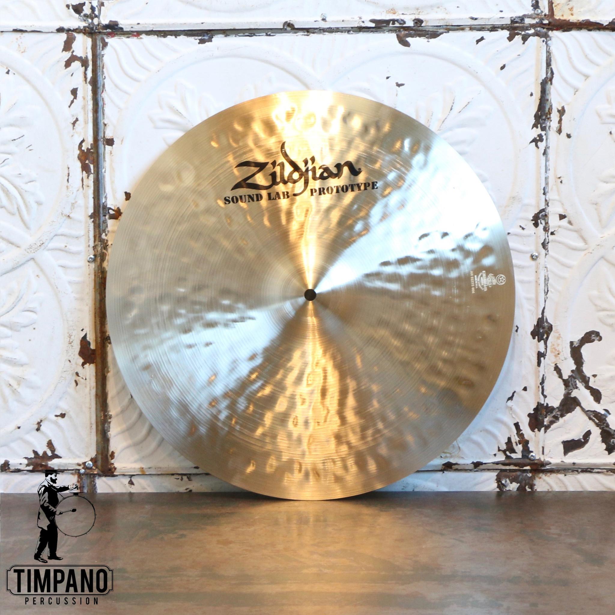"Zildjian Zildjian 17""  K Constantinople Paper Thin Crash Protoype"