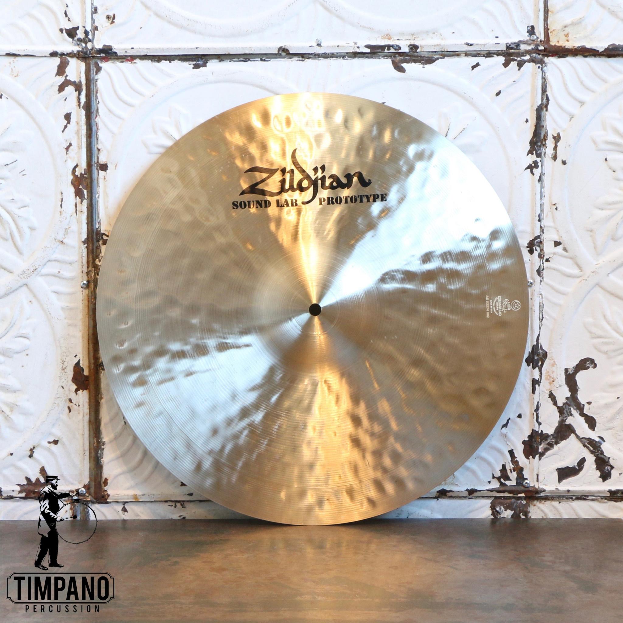 "Zildjian Zildjian 18"" K Constantinople Paper Thin Crash Prototype"