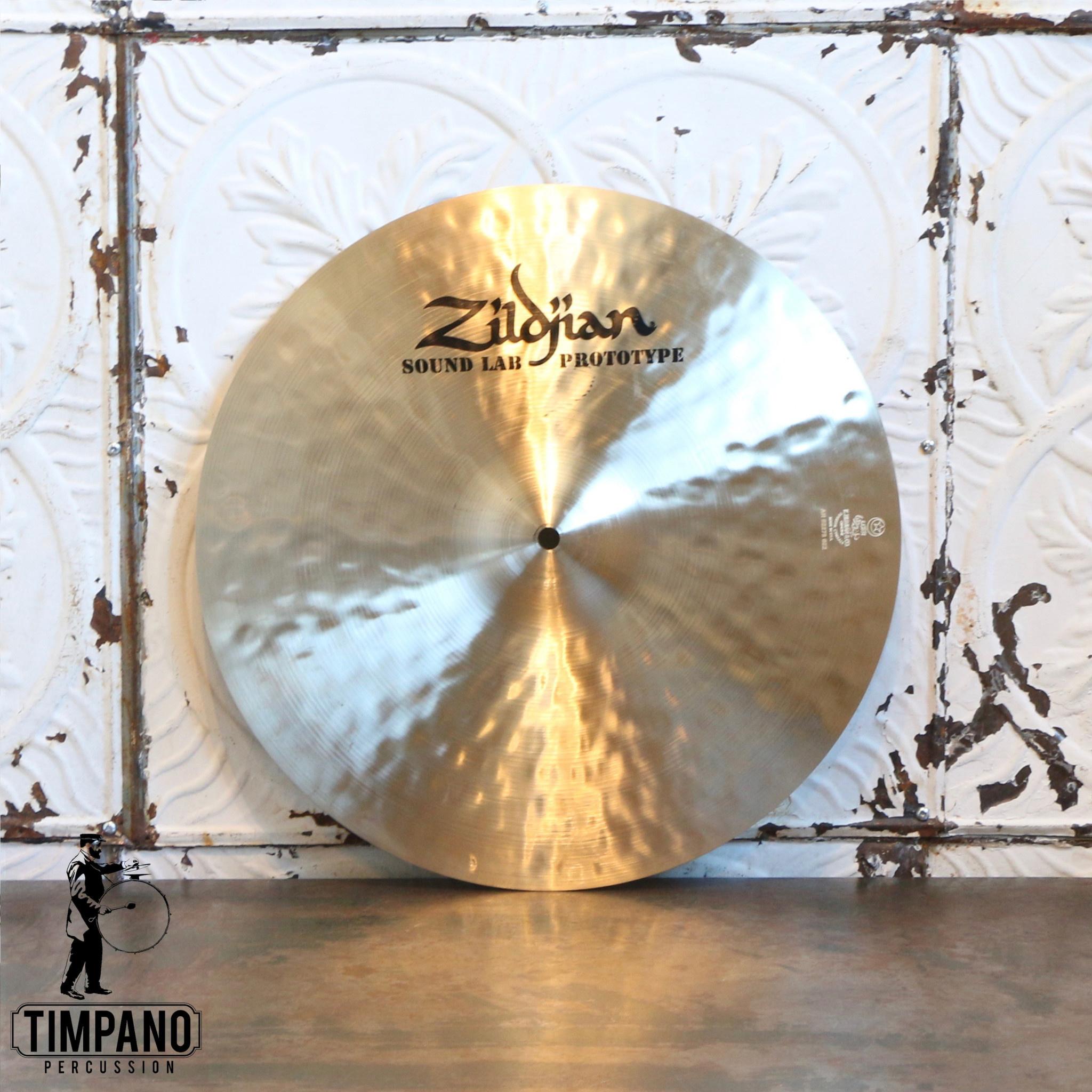 "Zildjian Zildjian 16""  K Constantinople Paper Thin Crash Prototype"