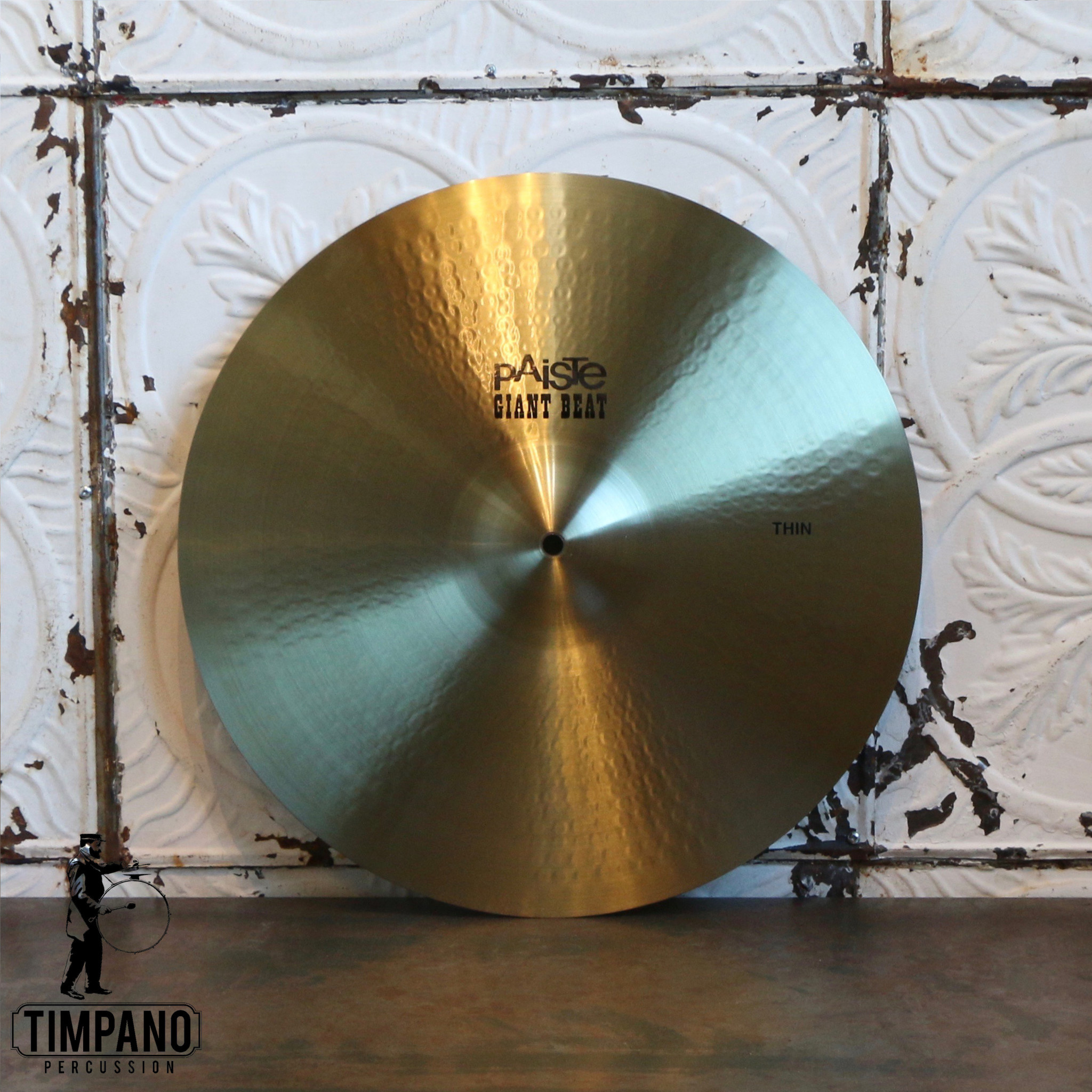 Paiste Paiste Giant Beat Thin Crash/Ride Cymbal 18in