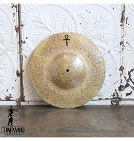 A&F Drum Co Cymbale hi-hat A&F/Sabian ANKH Brass Thin 14po
