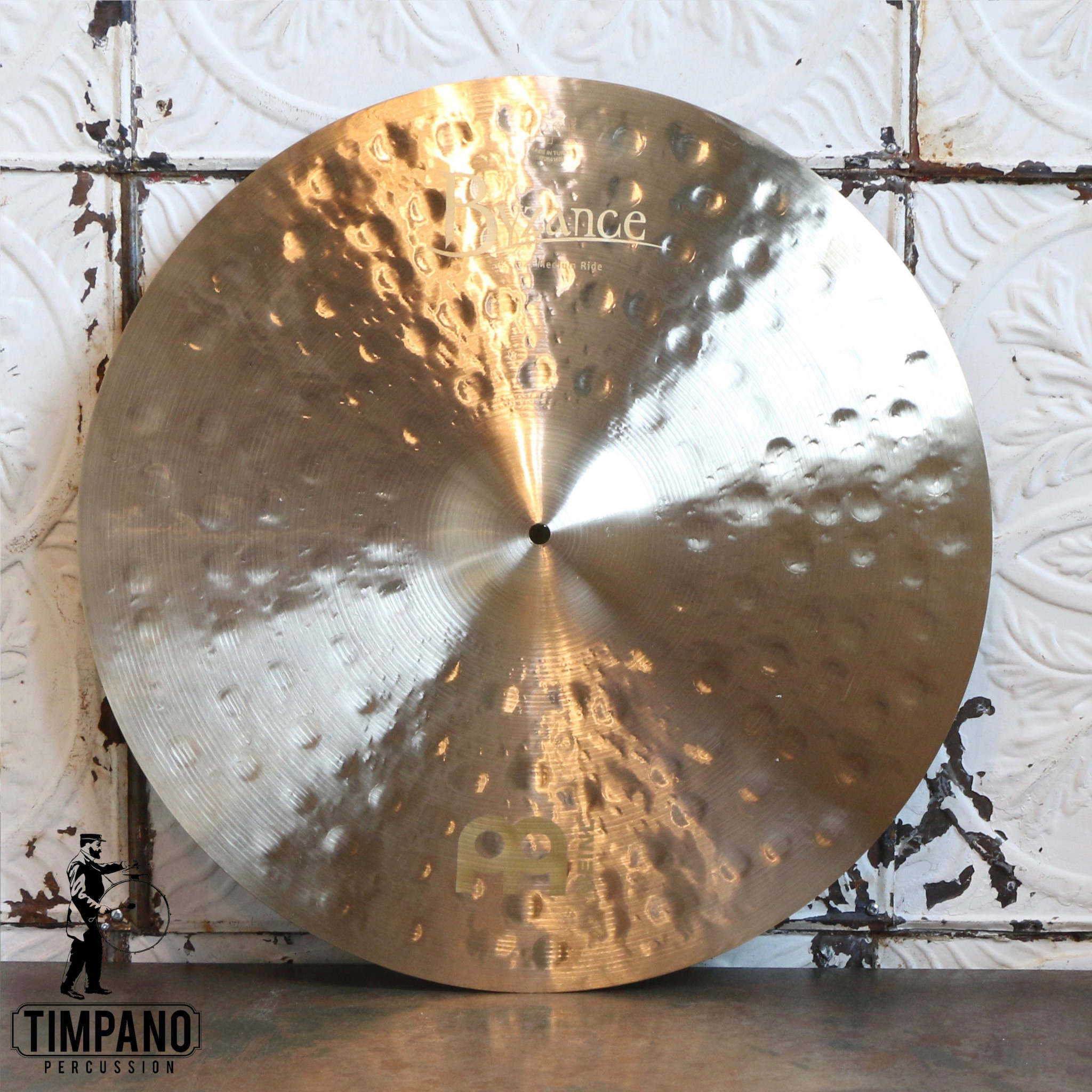 Meinl Cymbale ride Meinl Byzance Jazz Medium 22po
