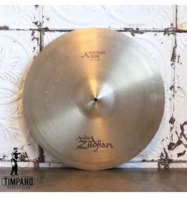 Zildjian Used Zildjian A Medium Ride Cymbal 20in