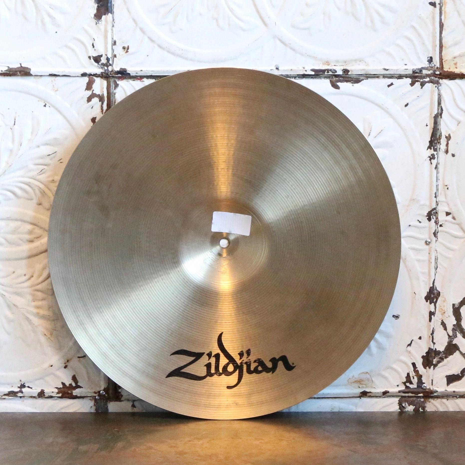 Zildjian Used Zildjian A Medium Ride Cymbal 20in