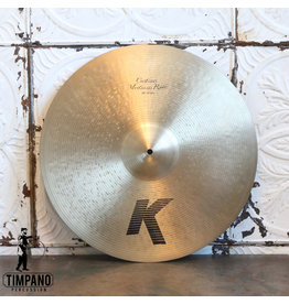 Zildjian Used Zildjian K Custom Medium Ride Cymbal 20in
